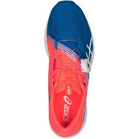asics Gel-451 Shoes Men Flash Coral/White/Directoire Blue